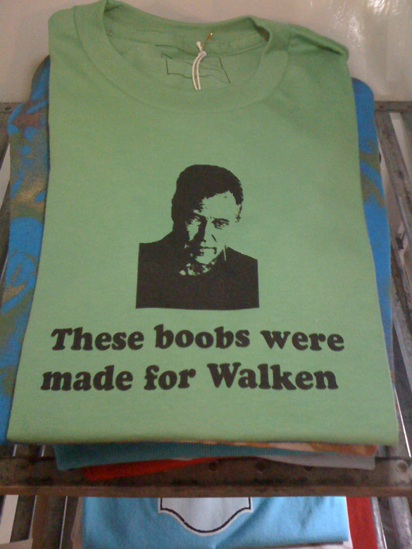 This is probably the funniest T-shirt I've seen in months...