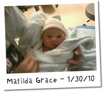 Matilda Grace