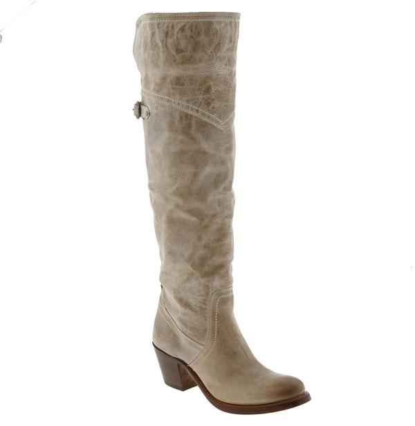 Jane tall cuff boot by Frye
