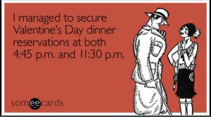 This sounds a lot like our experience, but we have dinner reservations for 7:45pm so it's not that bad...