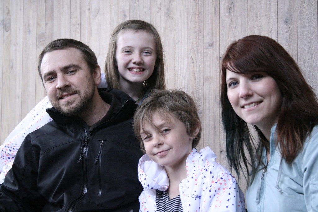 i love my little family!