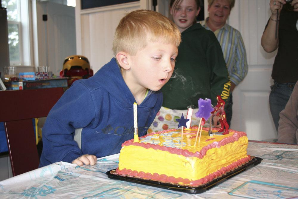 Happy Birthday Wyatt!