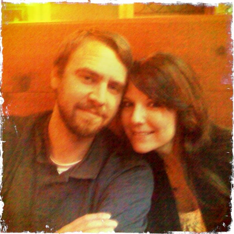 Mr. & Mrs. Ritchie