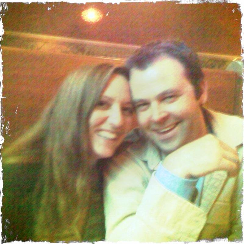 Julie & Tony