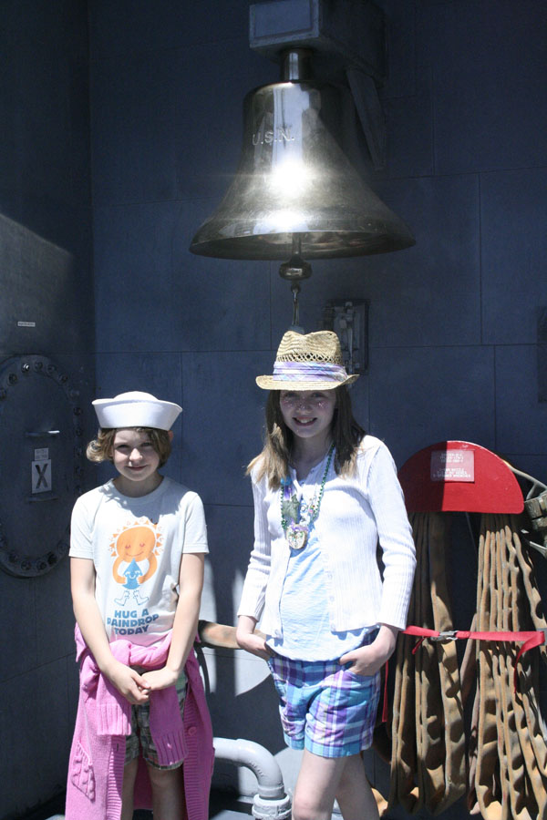 Here is the bell I was talking about..